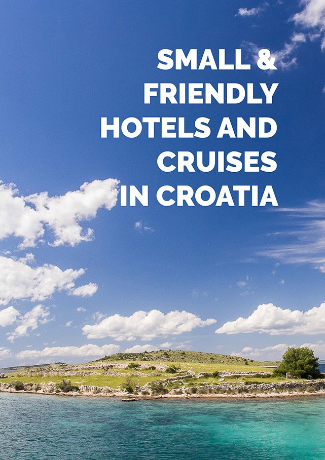 Small and friendly hotels and cruises in Croatia
