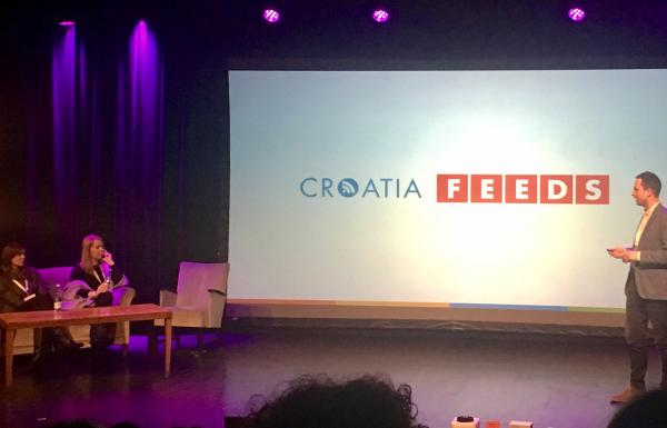 Google presents Croatia Feeds
