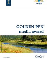 Golden Pen Award 2012