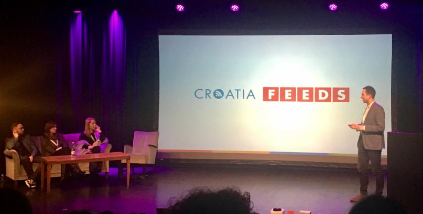 Google prezentira Croatia Feeds